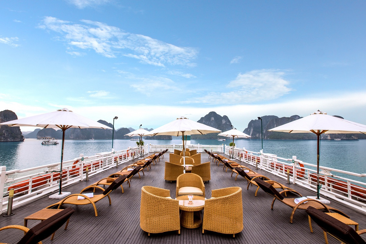 The Au Co Exclusive 2-Day Cruise Halong Bay